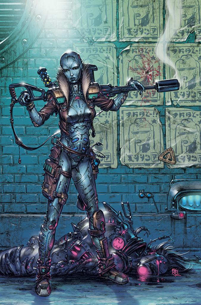 Cyberpunk Cyborgs
