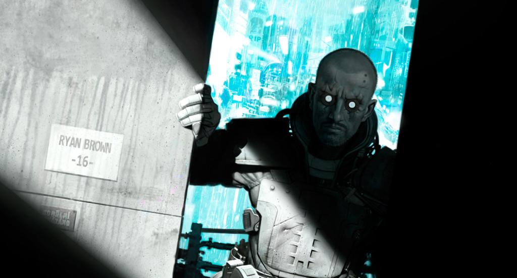 Cyborg, Batou