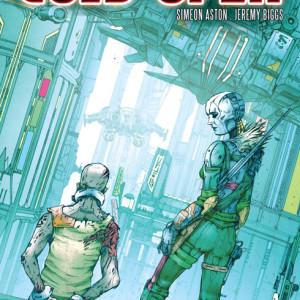 Cold Open, a cyberpunk tale