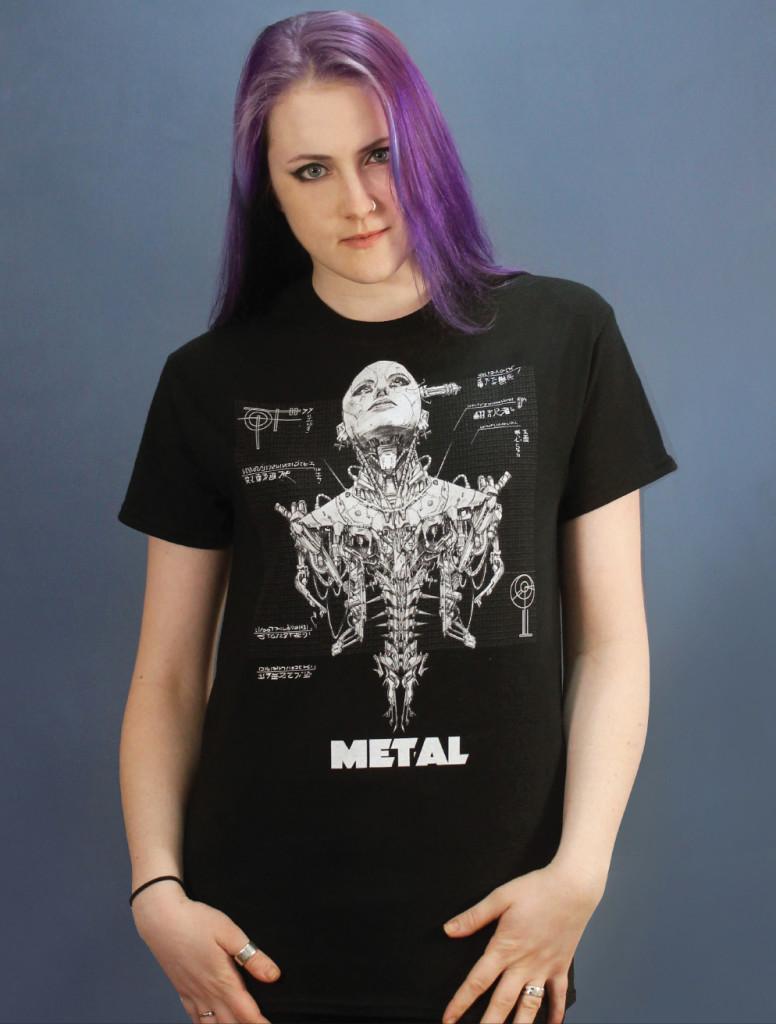 METAL TEE